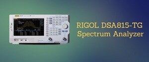 Image 1 - Rigol DSA815 TG 1.5 GHz Spectrum Analyzer with Tracking Generator