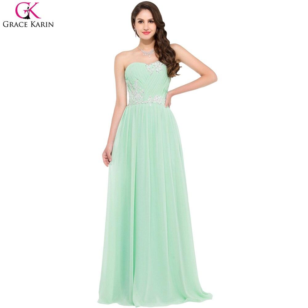 Buy Grace Karin Dresses Mint Green Purple