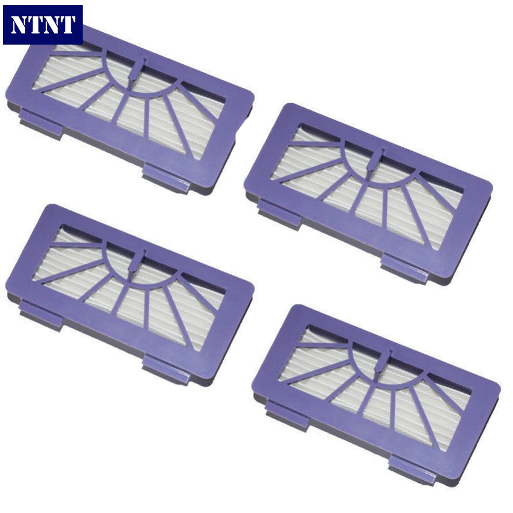 NTNT Free Post New Brand new 4 x Hepa Filter for Neato xv-11 xv-12 xv-14 xv-15 xv-21 for free post 15 years only do the welding machine helmet ac3000 series air filter combinations stainless steel excellent brand