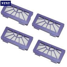 NTNT Бесплатная Почта Новая Brand new 4 х Hepa Фильтр для Neato xv-11 xv-12, xv-14 xv-15 xv-21