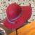 Nuevo Invierno de Las Señoras Floppy Sombreros Mujeres de Ala Ancha de Fieltro de Lana sombreros de Ala Femenina WMDW-021 Chapeau Envío Libre