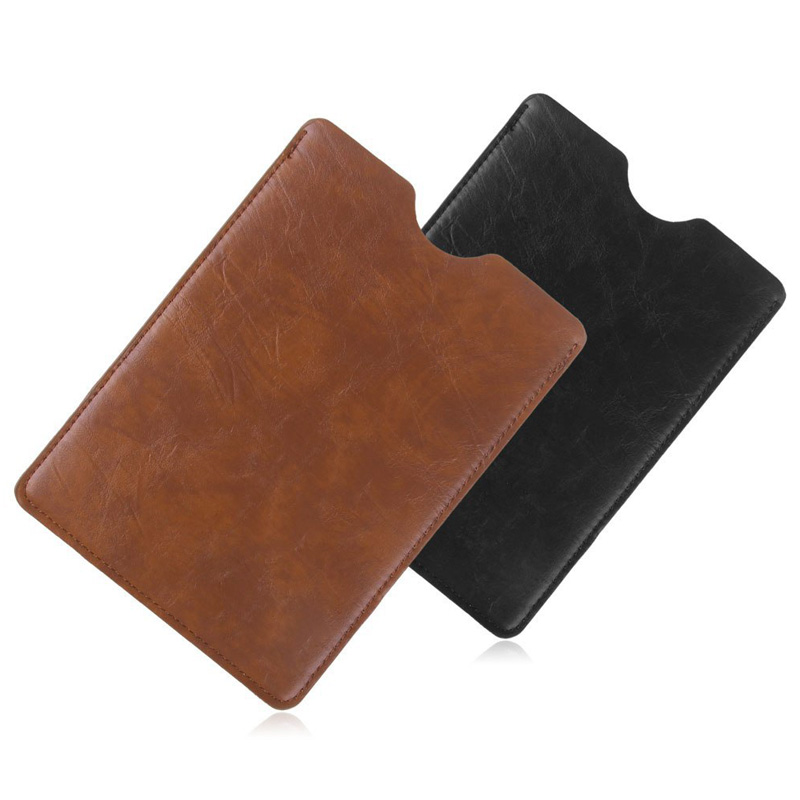 Business Universal Tablet Cases Retro Style PU Soft Leather Sleeve Bag Case Soft Cover Pouch Tablets Case For 8 Inch Tablet PC