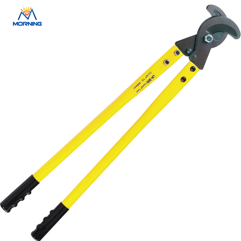 ФОТО LK-500 500mm2 max Cable Cutter Cutting, Not for cutting steel or steel wire