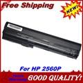 JIGU Laptop Battery For hp EliteBook 2560p 2570P HSTNN-C48C HSTNN-C49C HSTNN-DB2L HSTNN-DB2M HSTNN-I08C HSTNN-I92 HSTNN-UB2K