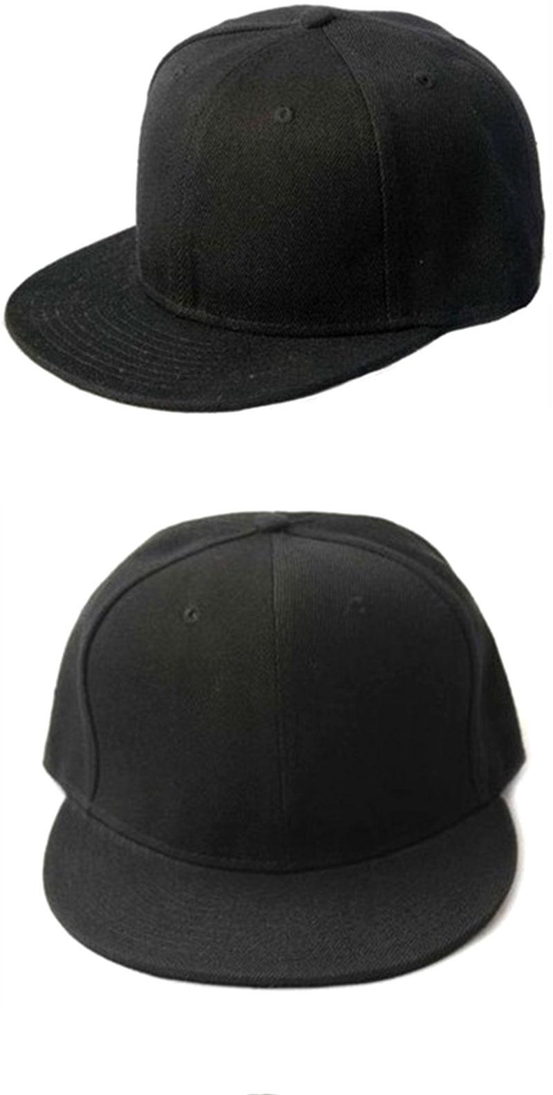 New Summer Baseball Unisex Cap Golf Caps Hip-hop Hat Solid Color Cap ... f754a805b161