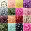 5 MM Multicolor de Perlas de Imitación Perlas de Medio 500 unids/lote Europeo Al Por Mayor de Pequeñas y Redondas Perlas Del Arte Del Clavo Para Los Niños DIY de La Joyería haciendo