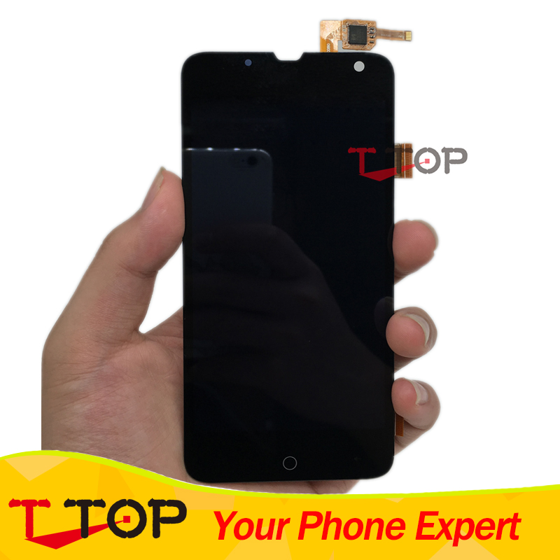 LCD Assembly For Explay Phantom LCD Screen Display and Touch Panel Digitizer Without Frame Panel 1PC/Lot