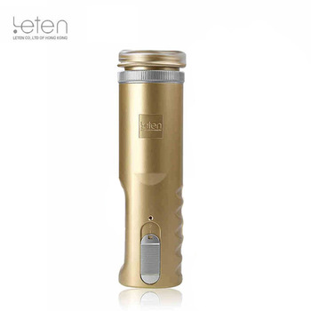 LETEN X9 Retractable Piston Style Electric Male masturbation Cup Fully Automatic Masturbator machine Sex Toy For Men Sex Product