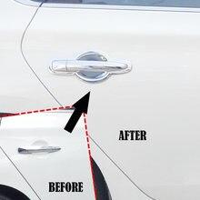 8 шт защитная ручка для дверей автомобиля накладка на раму nissan