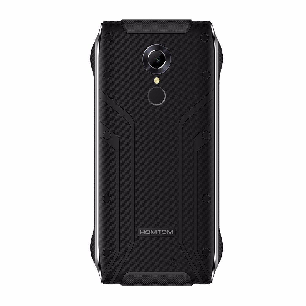 "Original HOMTOM HT20 Android 6.0 MTK6737 Quad Core 8.0MP 4.7"" 2G RAM 16G ROM 4G Waterproof IP68 Fingerprint FDD-LTE MobilePhone"