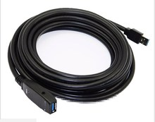 3.0USB кабель-удлинитель мужчин и женщин Расширенный кабеля для передачи данных встроенный усиленный сигнальный чип компьютерный кабель y2