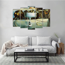 HD 5 Piece Canvas Painting Posters And Prints Picture Wall Art For Living Room Abstract Home Decor