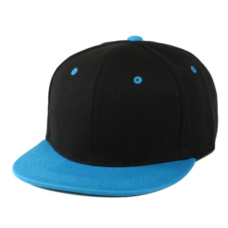 Snapback Caps 2017 Plain Adjustable Snapback Hip Hop Baseball Cap Hats Many  Colors For Man And Woman c4d96ae82b58