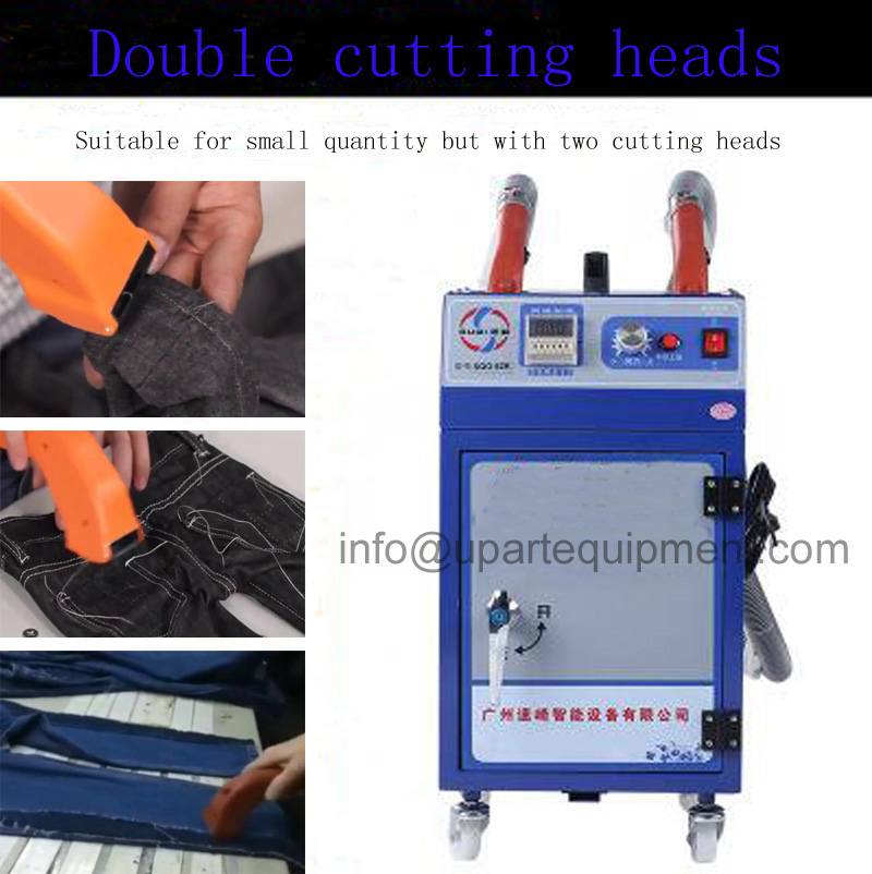 Sewing Thread Ends Cutting Machine