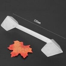 Пластиковый угловой скребок для гипсокартона, инструмент для очистки штукатурки