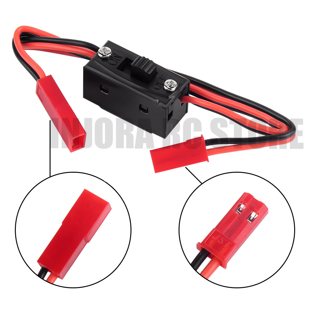 gotyou 20 Pcs I Type 9V Battery Cable Line Adapter,Leather Battery Clip Connector with 150mm Cable Lead,Black Red Long Cable Battery Button Battery Holder for Various Small Electronic Products