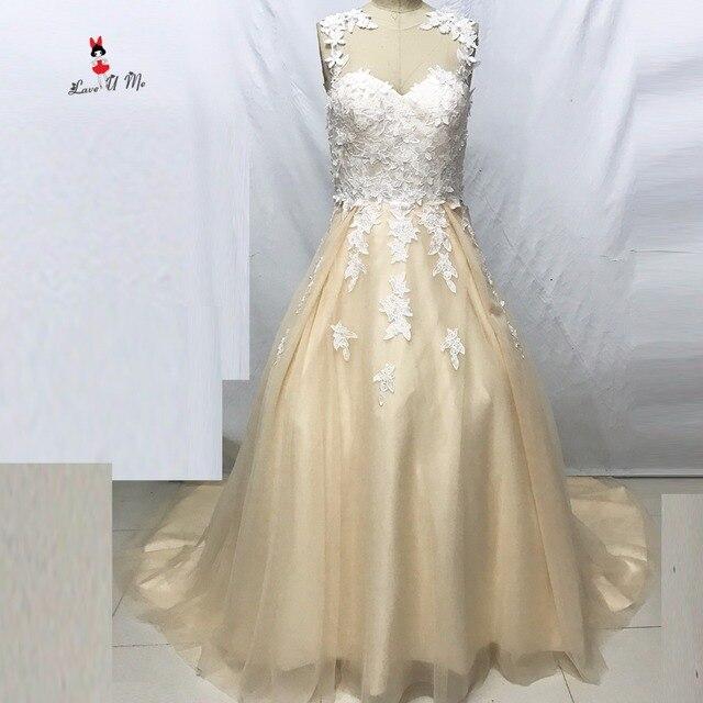 Mode Champagner Türkei Brautkleider Ballkleid Braut Kleid 2017 ...
