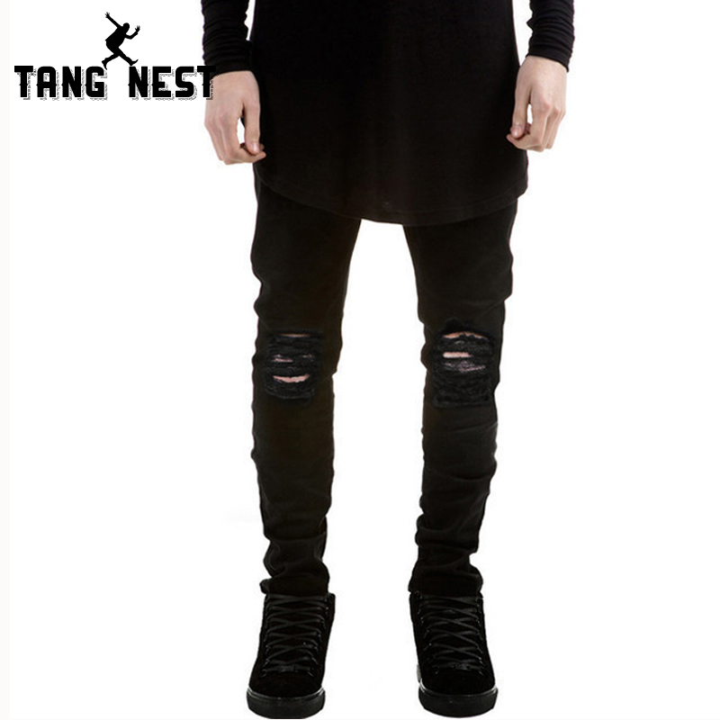 Popular Stylish Black Jeans-Buy Cheap Stylish Black Jeans lots ...