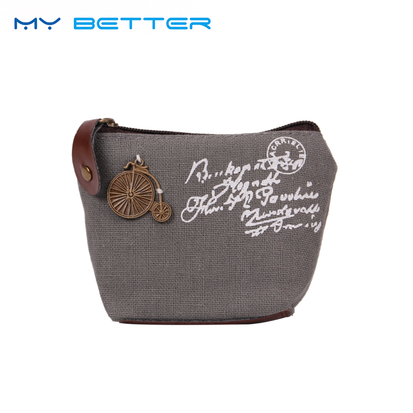 2PCS Canvas Retro Small Change Coin Purse Little Key Pouch Money Bag Cotton Pocket Pouch Women Zipper Key Case Holder Wallet japanese pouch small hand carry green canvas heat preservation lunch box bag for men and women shopping mama bag
