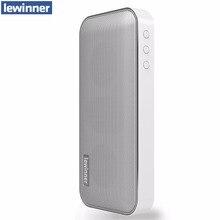 Lewinner bt205 mini bluetooth altavoz inalámbrico portátil sistema de sonido del altavoz de música estéreo 3d surround