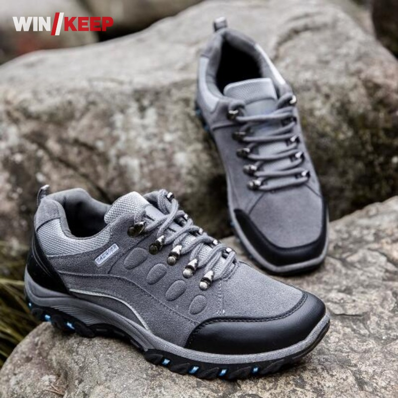 new arrival outdoor hiking shoes masculino mountaining