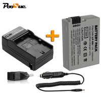 Para Canon 550D 600D 650D 700D accesorios 7,4 v 1500 mAh LP E8 digital baterías Li-Ion LPE8 batería Cámara + carga + carga del coche