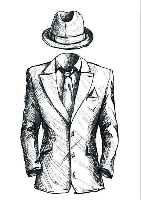 2017 Custom Slim Fit tuxedo jacket mannen Marineblauwe Notch Revers Bruidegom Smoking Mannen Pakken Man Business mannen Jasje + broek + vest + tie - 4