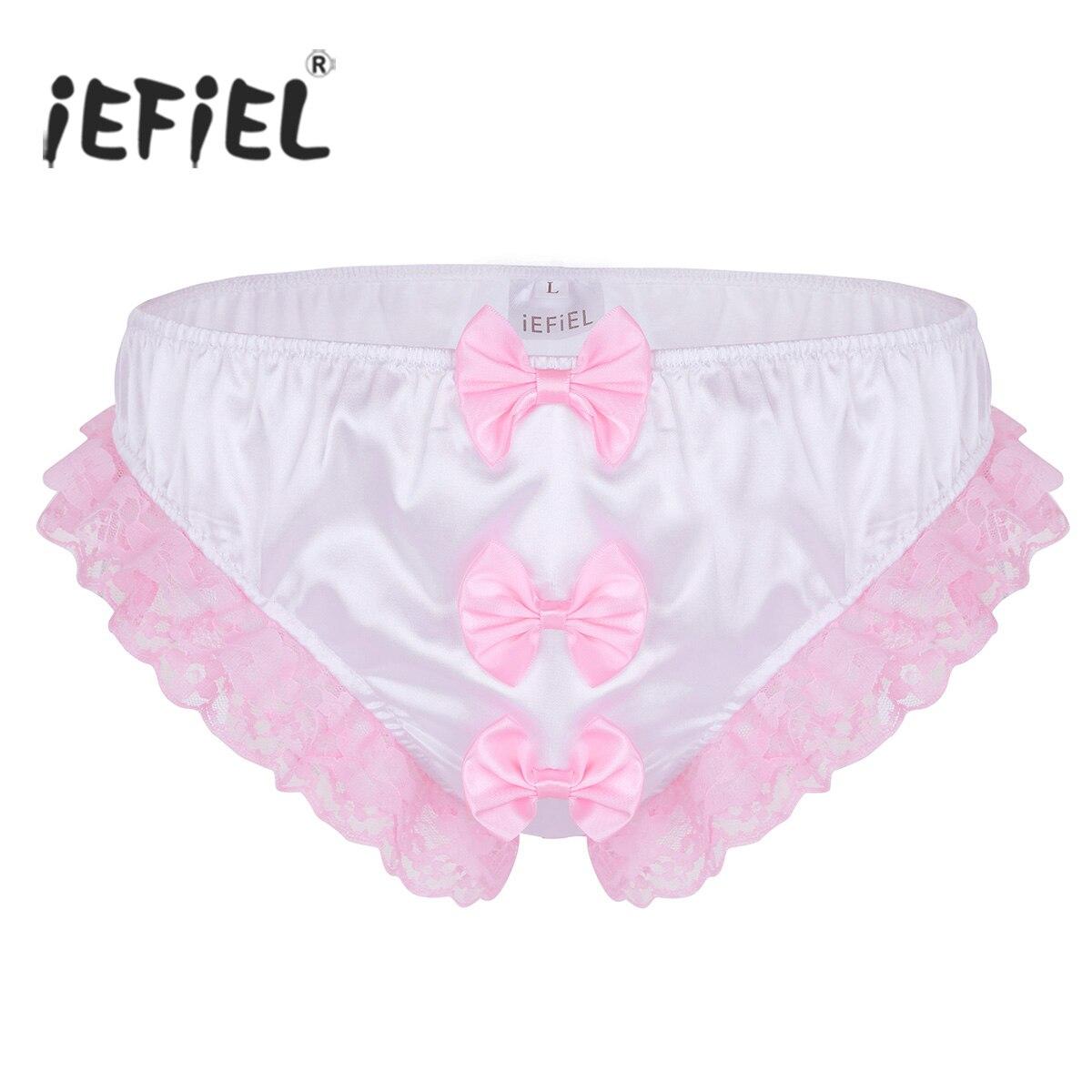 Women Floral Lace Panties Briefs Bikini Panty Shorts Underwear Underpants Gift