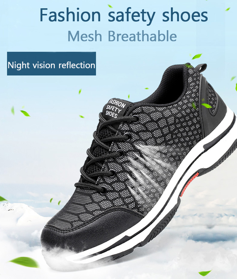 New-exhibition-2018-Fashion-safety-shoes-Men-Lightweight-Mesh-Breathable-Night-Reflective-Casual-Sneaker-mens-Steel-Toe-Work-shoes (8)