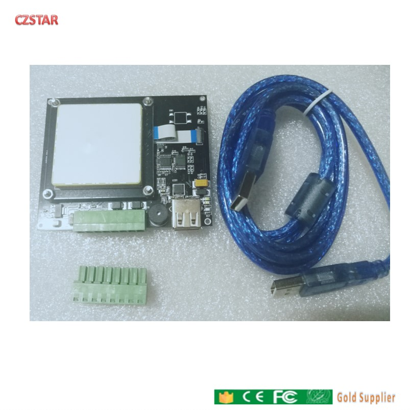 1-3meters Long Range Low Power Consumption High Reading Speed Anti-collision PR9200 Chip Uhf Rfid Reader Module