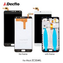 купить Original LCD Display For ASUS Zenfone 4 Max ZC554KL X001D LCD Touch Screen Digitizer Assembly With Frame Replacement 5.5'' по цене 1227.07 рублей