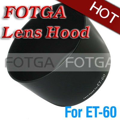 Оптовая продажа OEM бленда для ET60 EF 75 - 300 мм f / 4 - 5.6 III II USM 55 - 250 мм 90 - 300 мм
