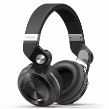 Bluedio T2+ Bluetooth Наушники Накладные наушники беспроводные складные наушники с микрофоном BT 5,0 FM радио SD карта гарнитура