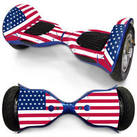New DIY Sticker For 10 Inches 2 Wheels Self Balancing Electric Scooter Mini Hoverboard Decoration Paper