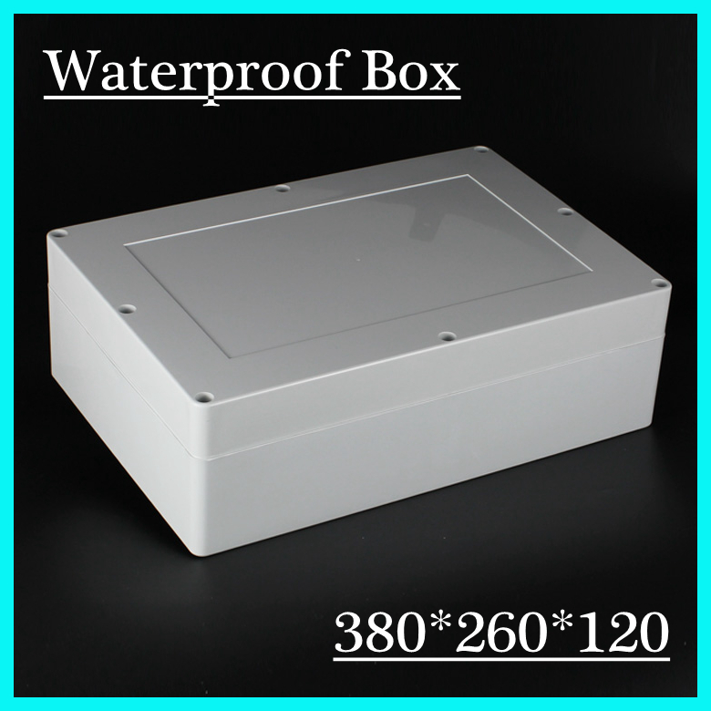 380*260*120mm plastic enclosure for electronic junction box connection box ip68 plastic waterproof enclosure 4 pcs handheld plastic enclosure for electronic 238 134 58mm plastic enclosure box switch box china electronic enclosure
