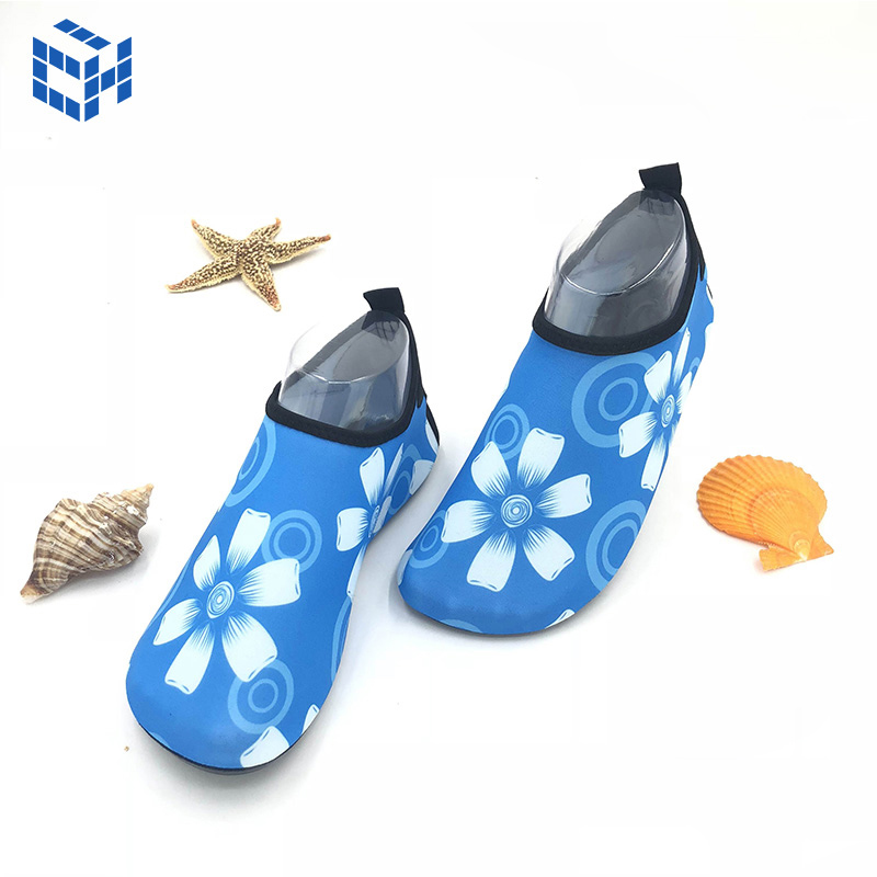 Men Breathable Sweat-absorbent Wading Shoes Bathing Barefoot Shoe Beach Shoes Adult Unisex Outdoor Flat-bottomed Water Shoes