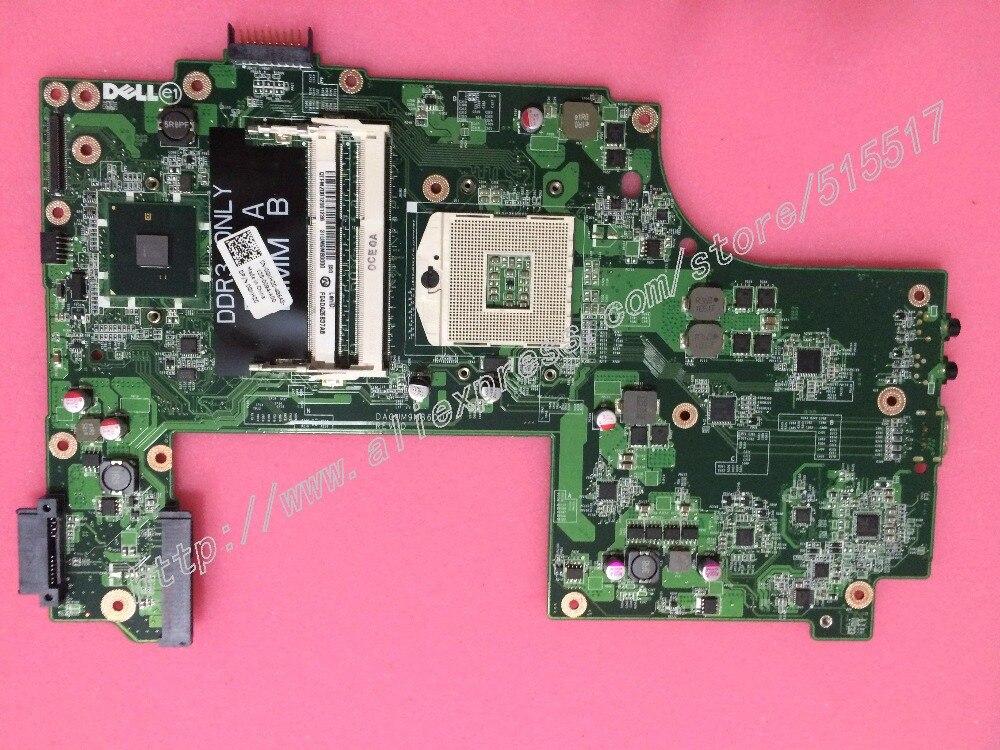 0GKH2C DA0UM9MB6D0 Mainboard For Dell Inspiron N7010 Laptop Motherboard