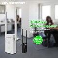 Comfast Wireless-N WI-FI Ретранслятор Сеть Маршрутизатор AP Усилитель LAN Bridge Клиент 802.11b/g/n 300 М сигнал Booste 10dBi Антенна wi-fi