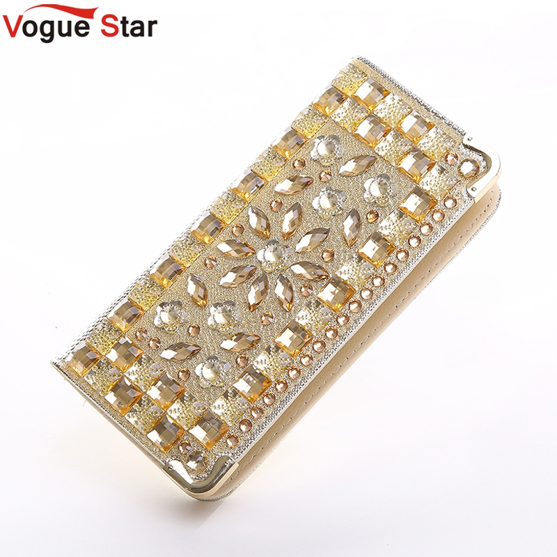 Vogue Star Luxury rhinestone women s