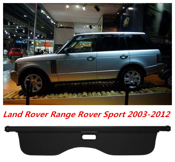 JINGHANG Car Rear Trunk Security Shield Cargo Cover For