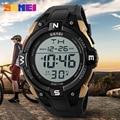 SKMEI Men Big Digital Watch Waterproof Outdoor Sports Watches Men Multifunction LED Wristwatches Men's Watches