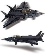 Подарок Игрушки для мальчика, F-35 Истребитель