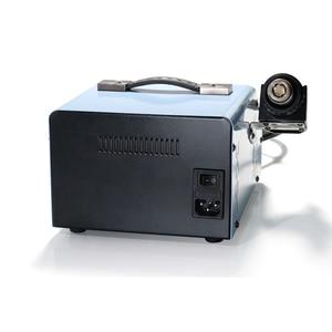Image 5 - YIHUA 992DA + 4 ב 1 LCD הדיגיטלי אוויר חם אקדח הלחמה תחנה + ואקום עט + עישון חשמלי הלחמה ברזל BGA עיבוד חוזר תחנה