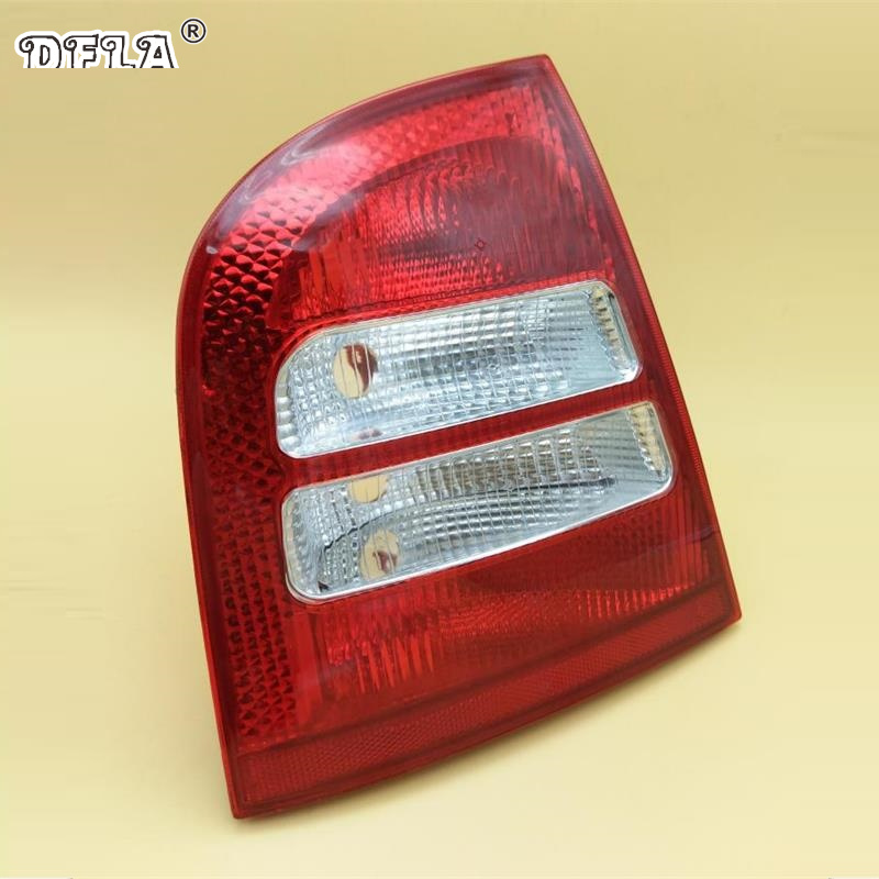 For Skoda Octavia A4 MK1 Sedan 2000 2001 2002 2003 2004 2005 2006 2007 2008 2009 2010 2011 Rear Tail Light Lamp Left Side aftermarket free shipping motorcycle parts eliminator tidy tail for 2006 2007 2008 fz6 fazer 2007 2008b lack