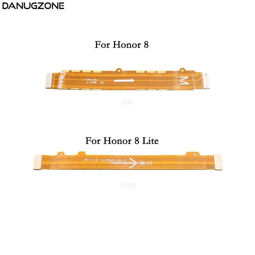 Display lcd placa principal conectar cabo placa-mãe cabo flex para huawei honor 8 FRD-AL00/para honra 8 lite PRA-AL00X