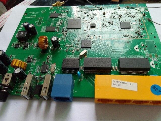 Английский прошивка openwrt 750 Мбит wi-fi маршрутизатор Wi-Fi Ретранслятор 2.4 Г/5 ГГц 128 МБ Dual Band с 2 usb порт 1000 мбит wif маршрутизатор