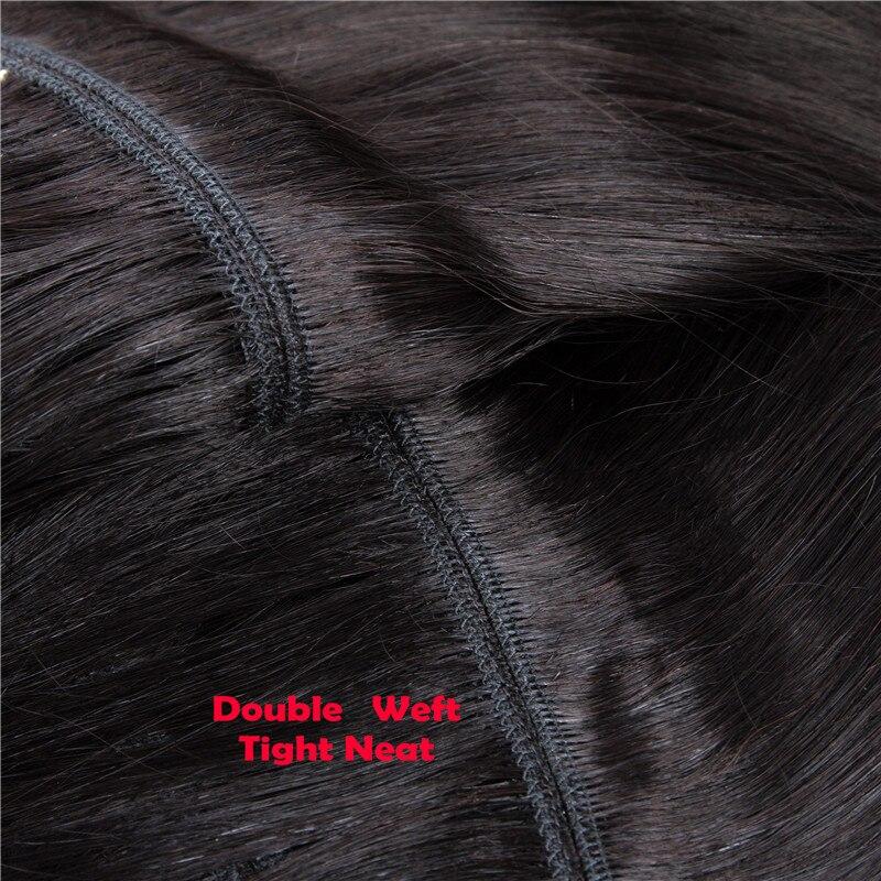 Fashion Queen Hair Braid in Bundles 7A Peruvian Straight Human Hair 3 Bundles 120g/Pc Braid in Human Hair Extensions