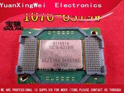 Freies verschiffen 1 teile/los DMD projektor Chip 1076-6318 1076-6318W währung 1076-6319 1076- 6319W 1076 6319W Beste qualität