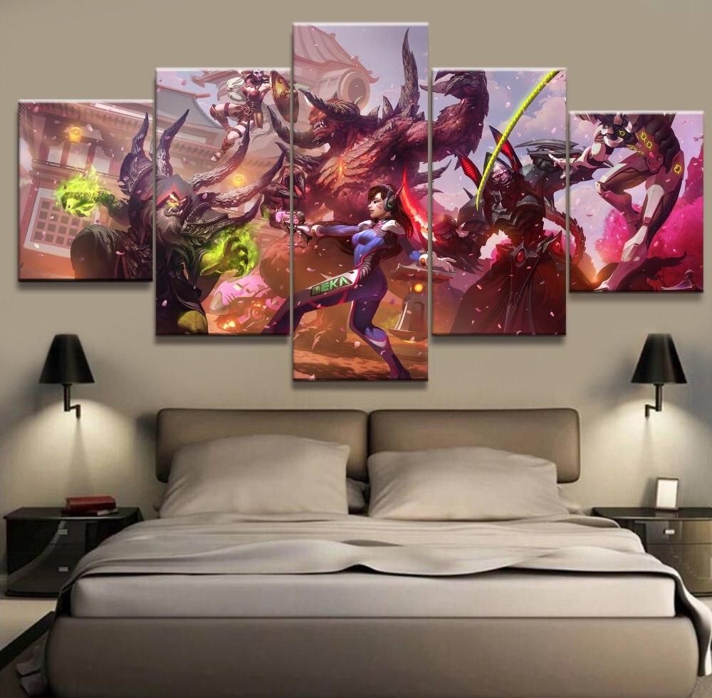 Modern Paintings For Living Room Online Get Cheap Modern Artwork Aliexpresscom Alibaba Group