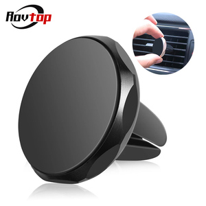 Universal Car Phone Mount Holder Magnetic Air Vent Smartphone Stand Magnet Holder For Car GPS Iphone Samsung Xiaomi Z2